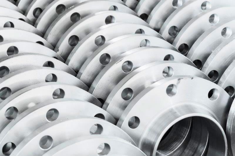 Conexões de tubulação industrial