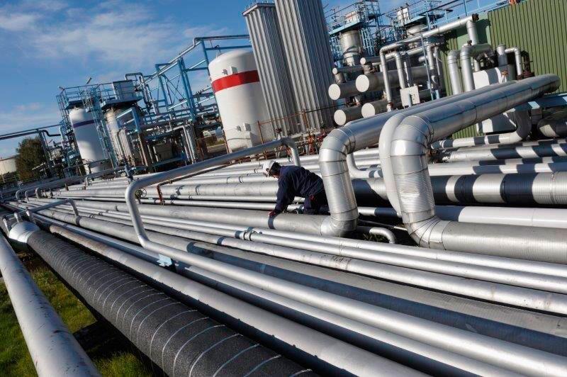 Construção e montagem de tubulações industriais