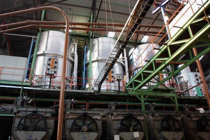 Instalação e montagem de tubulação industrial