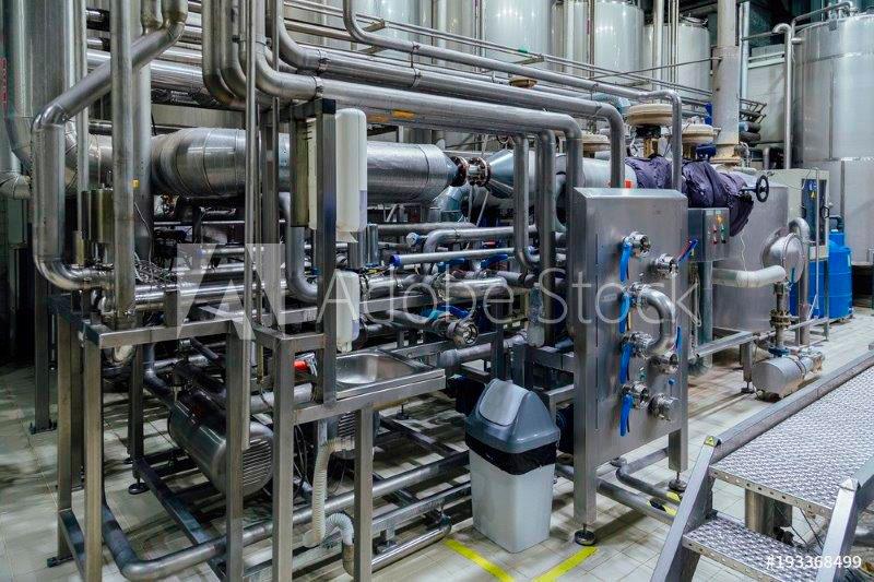 Serviço de instalações industriais