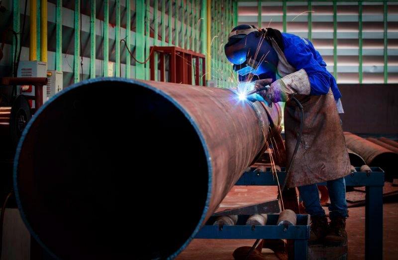 Distribuidora de aço inox em sp