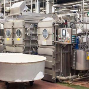 Manutenção industrial e caldeiraria