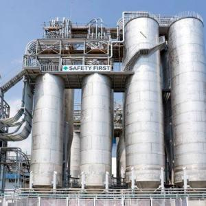 Montagem de instalações industriais e de estruturas metálicas