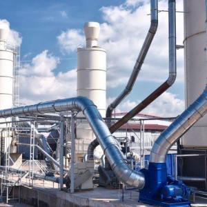 Montagens e instalações industriais
