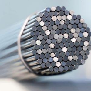Tubulação industrial aço